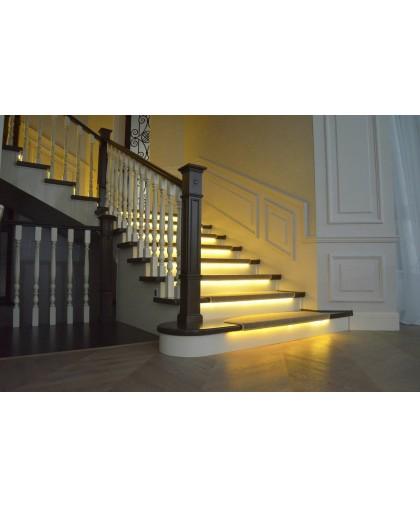 Автоматическая подсветка лестниц: для чего она нужна?